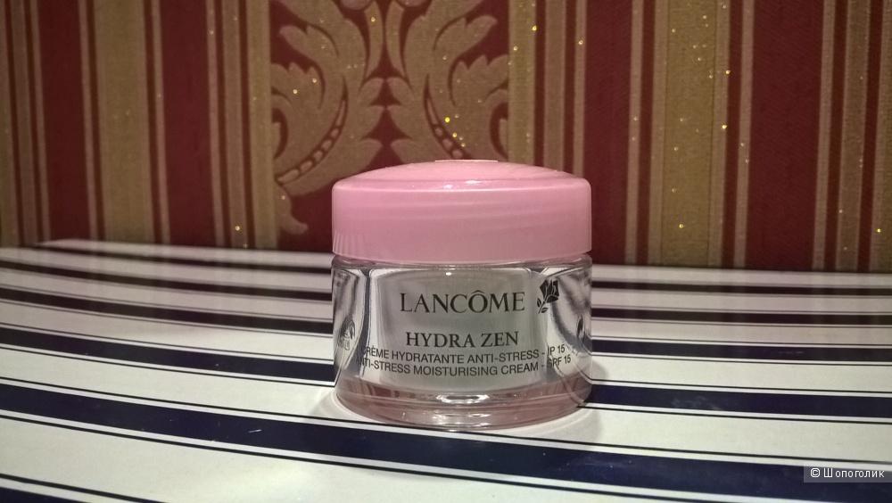 Lancome Hydra Zen Увлажняющий, успокаивающий крем SPF 15 для всех типов кожи 15 мл