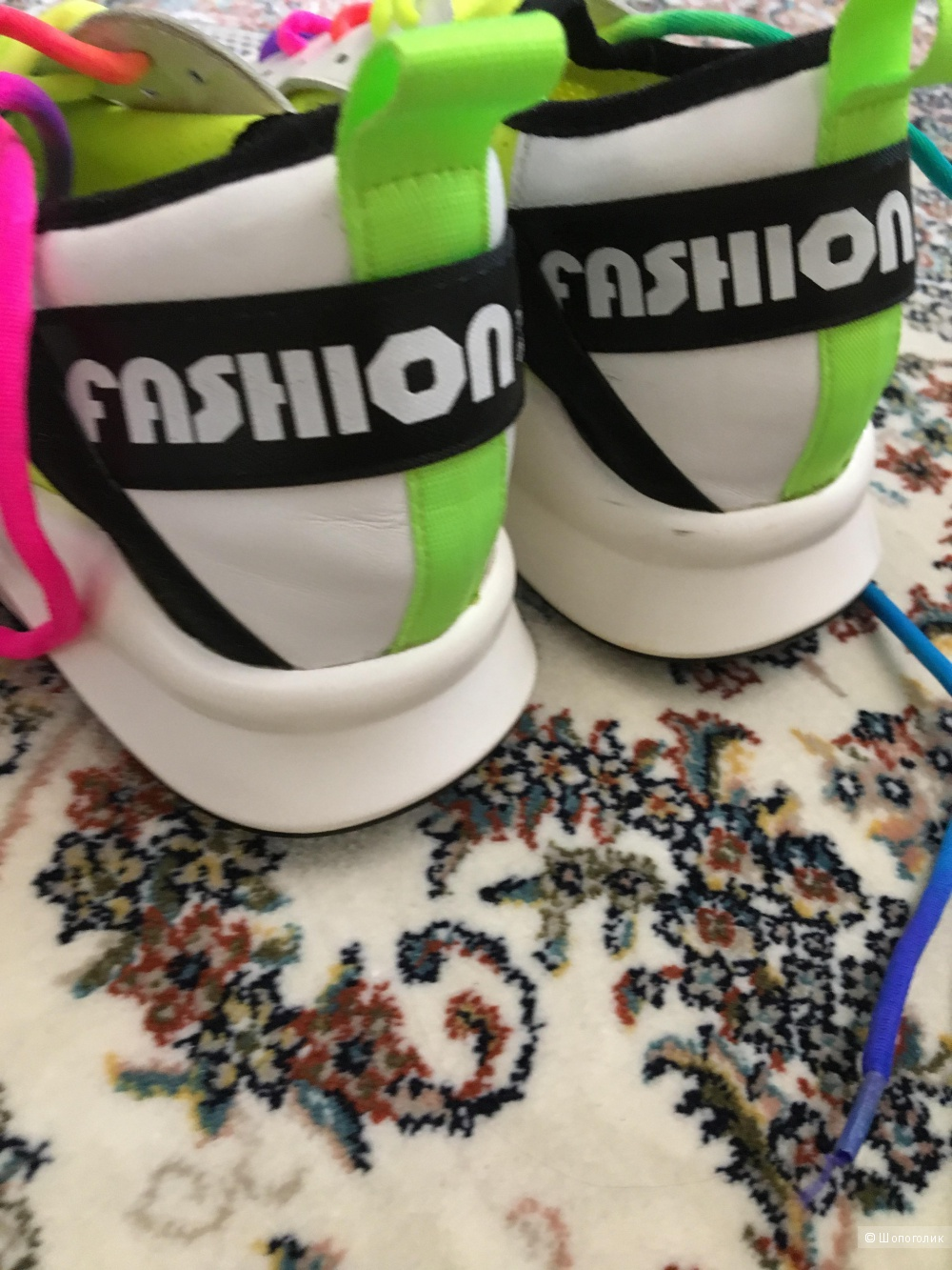 Кроссовки Fashion, размер 36
