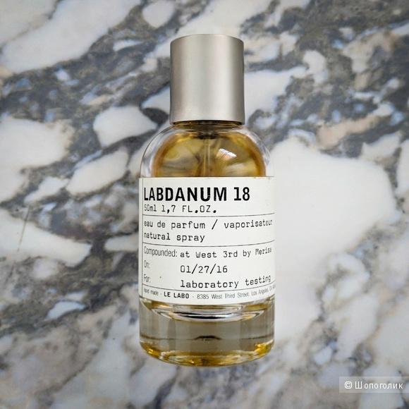 Парфюм Labdanum 18, Le Labo 50 мл.