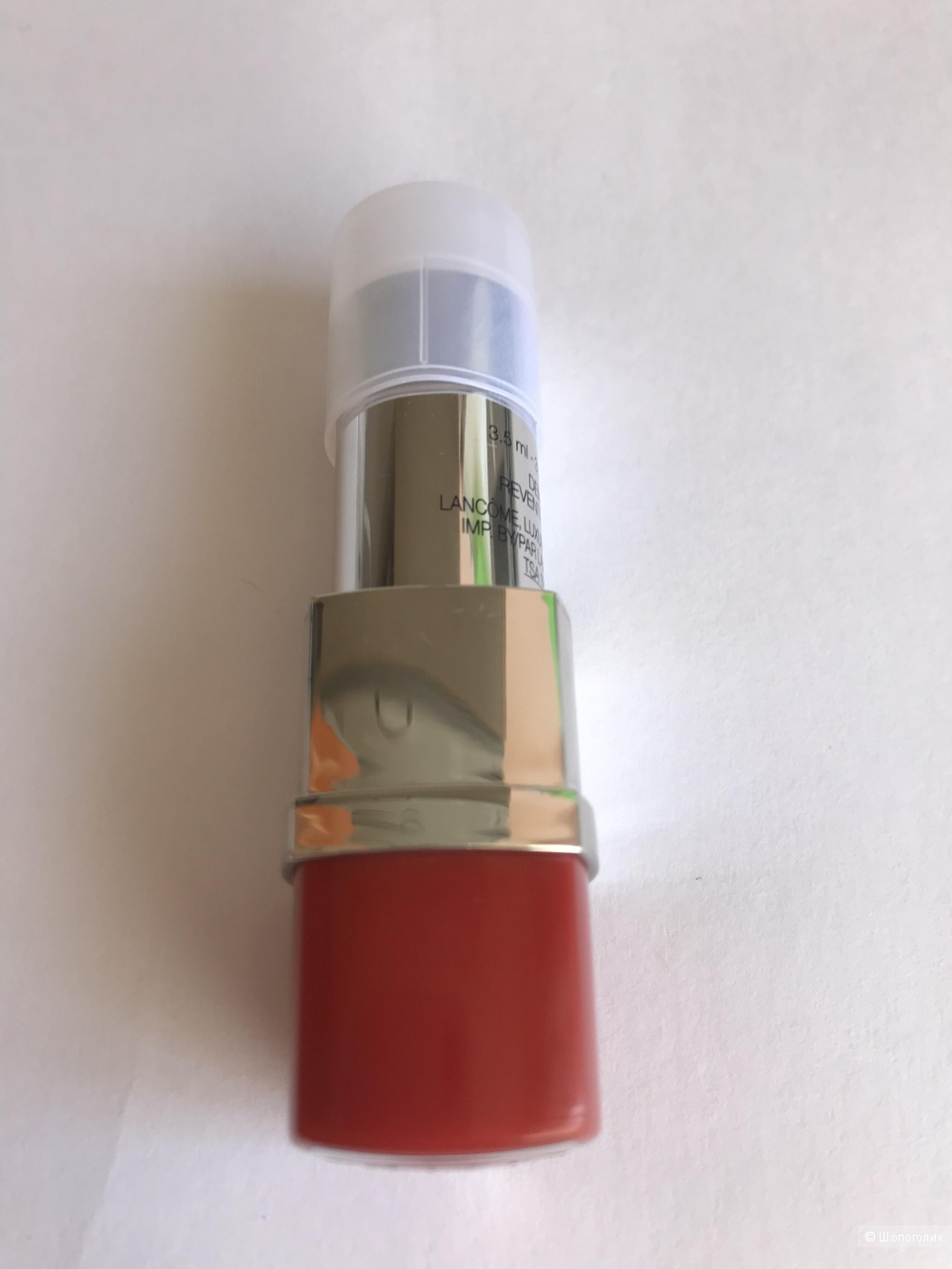 Помада Lancome Rouge in Love 156B.