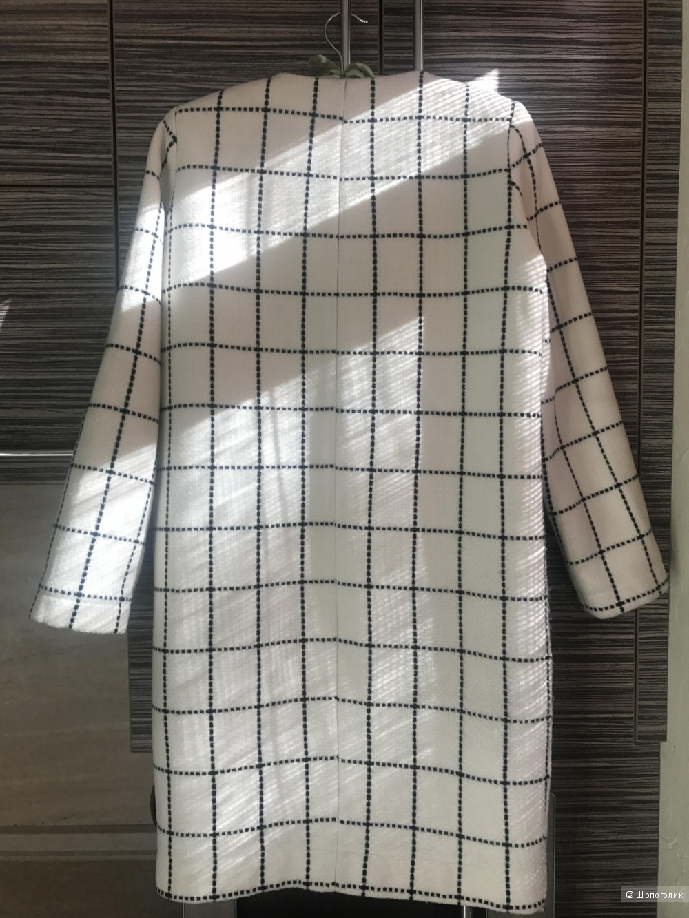 Пальто кокон Yurieva Yulia, размер S