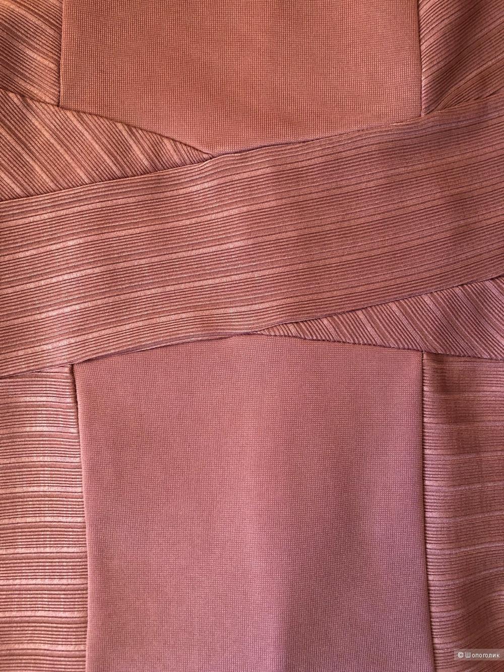 Облегающее бандажное платье Asos, размер eur. 42/44.