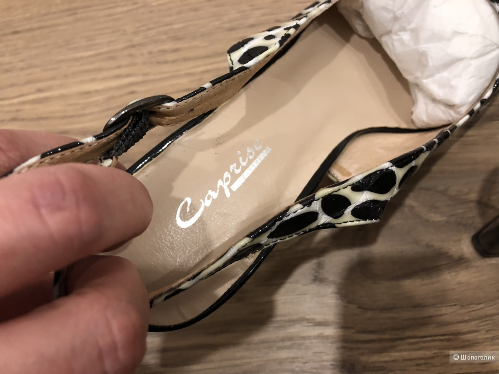 Босоножки, Caprise, 37 размера