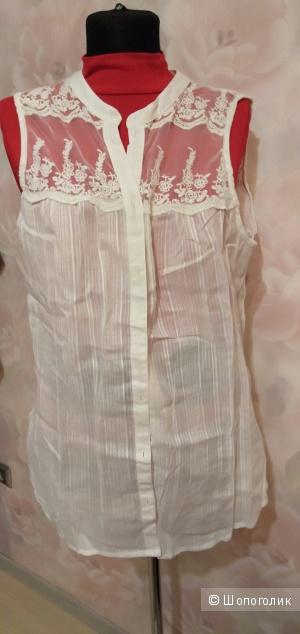 Блузка удлиненная  Sela,  размер L