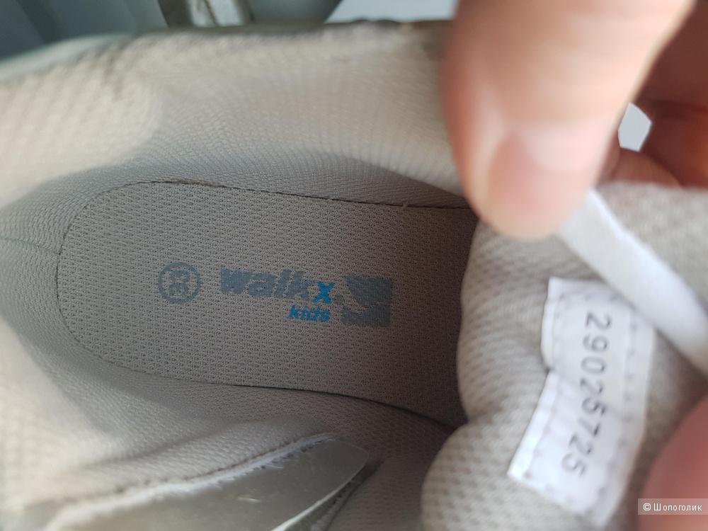 Кеды Walkx 33 размер
