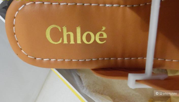 Сандалии Chloe / 37-37,5 размер(24,5 см).