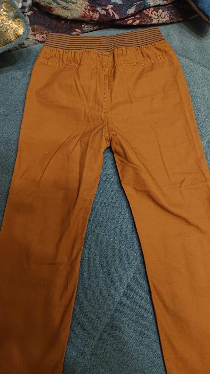 Комплект брюк на мальчика, р.122-128