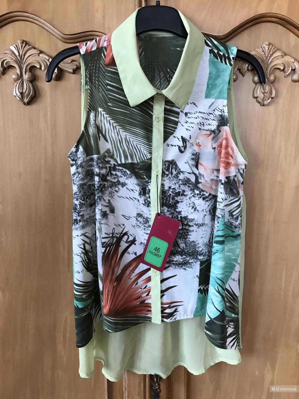 Блузка Dolce Mela размер 46