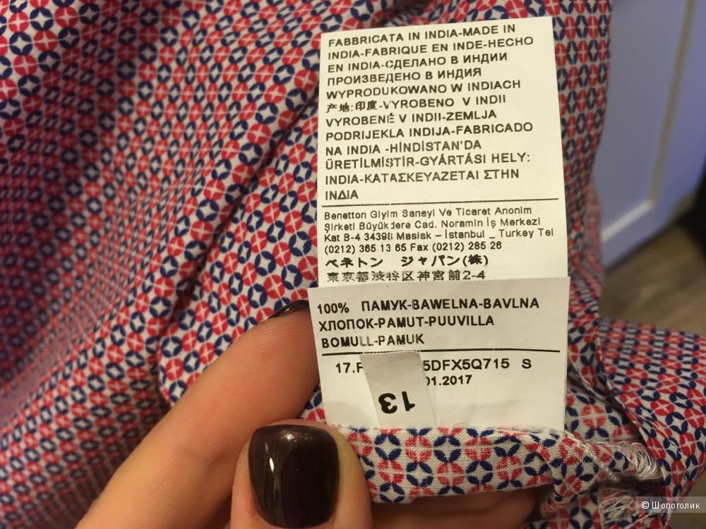 Рубашка Benetton S/M/L