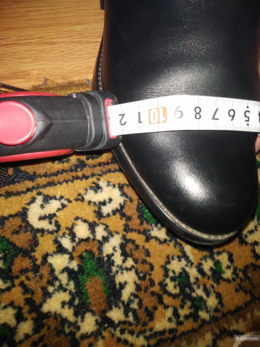 Сапоги демисезонные, Терволина, 38 размер