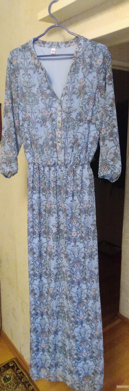 Платье, zolla, 48-50