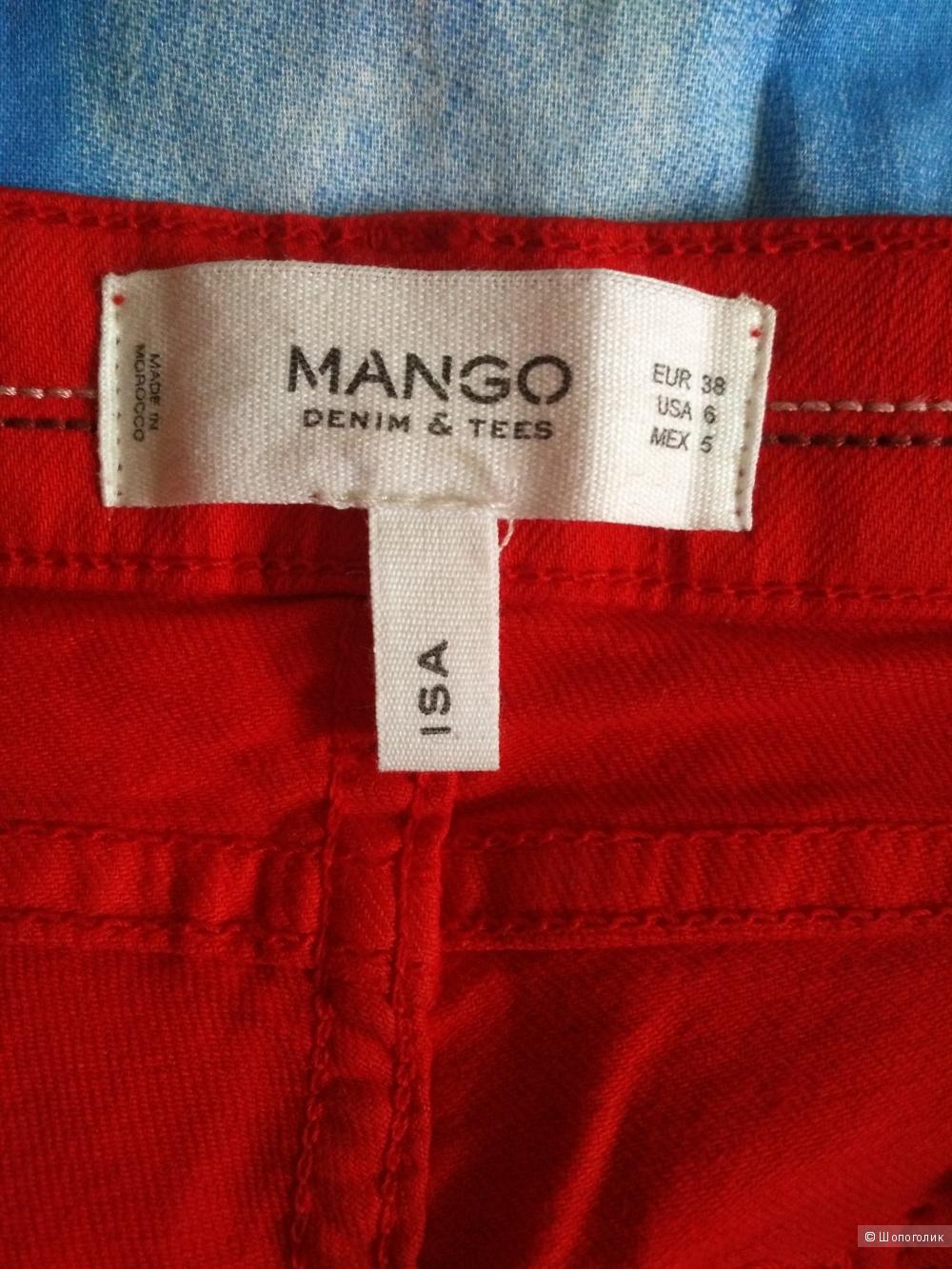 Джинсы MANGO 38/44 р-р