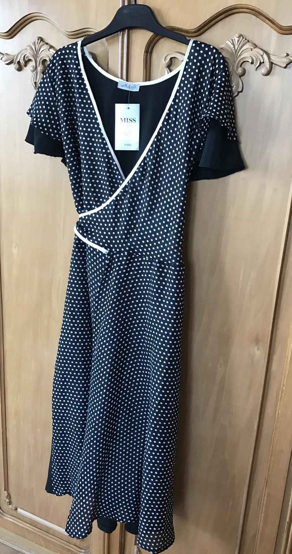 Платье Miss G Paris размер 46-48