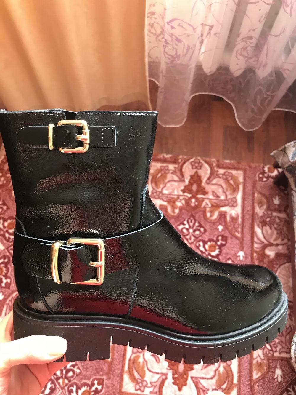 Ботинки Giordanna F,40