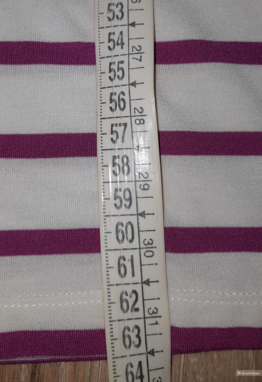 Тельняшка massimo dutti, размер m