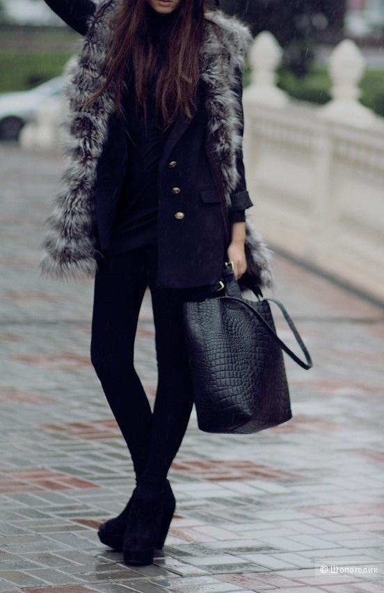 Zara сумка-шоппер