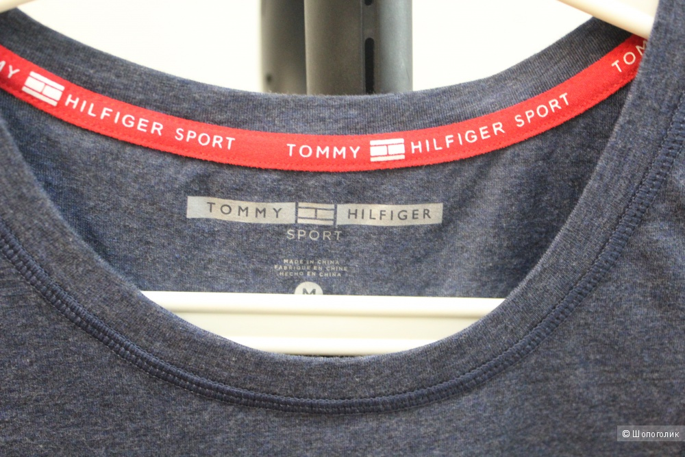 Футболка Tommy Hilfiger  sport размер M