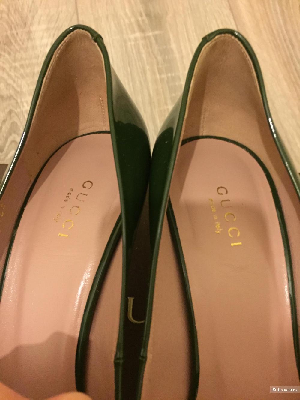 Туфли Gucci, размер 38,5
