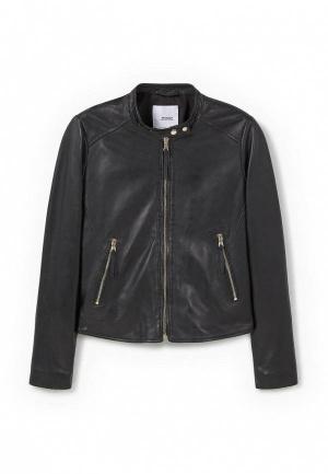 Куртка кожаная Mango размер xs