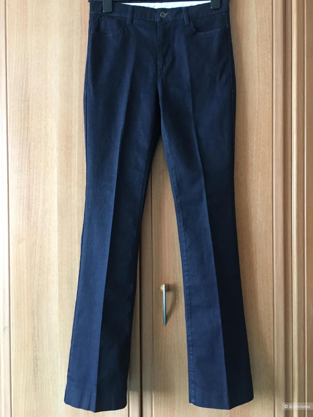 Джинсовые брюки  Benetton, размер 44-46.