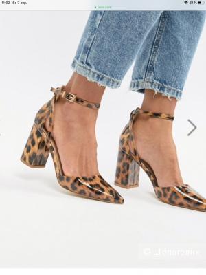 Туфли Asos, размер 42.