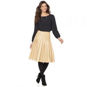 Сет  юбка Hal Rubenstein + свитер,  размер S