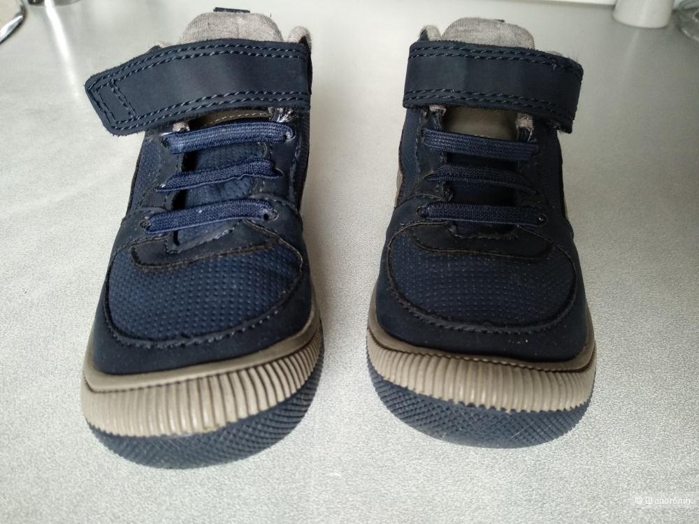 Демисезонные ботинки WALKS KIDS, 24 размер