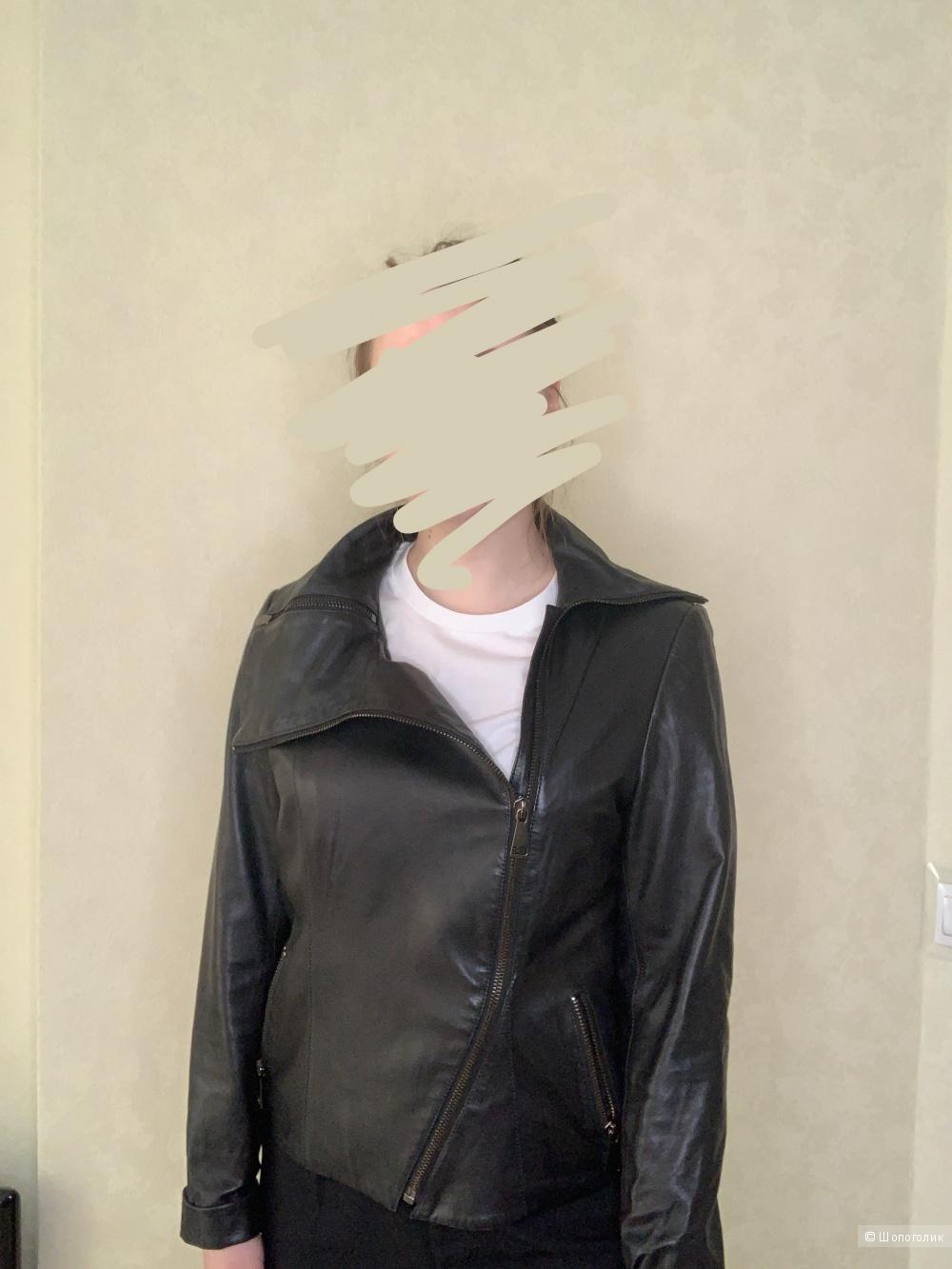 Кожаная куртка Lale Antilop размер 2XL