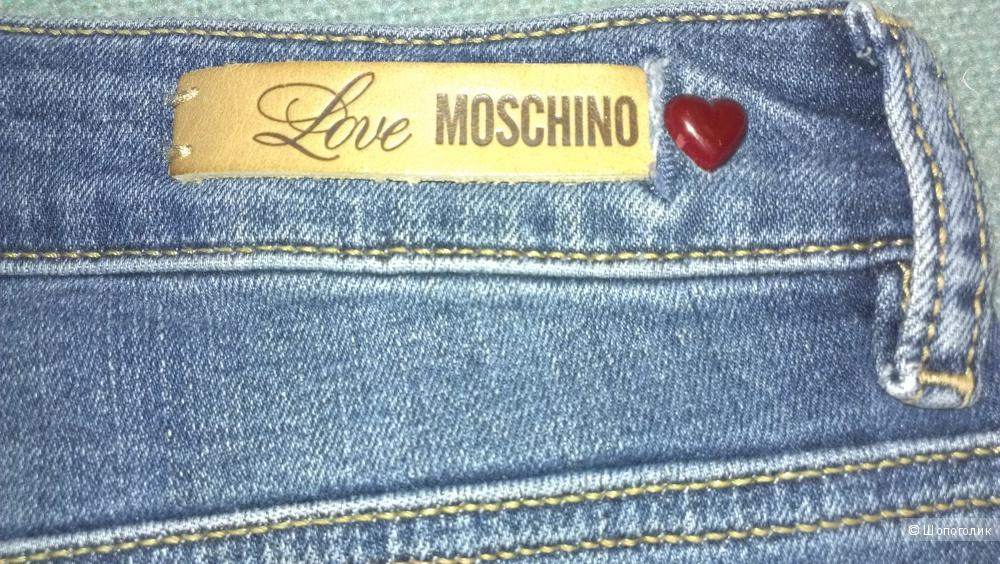 Джинсы Love Moschino размер W26