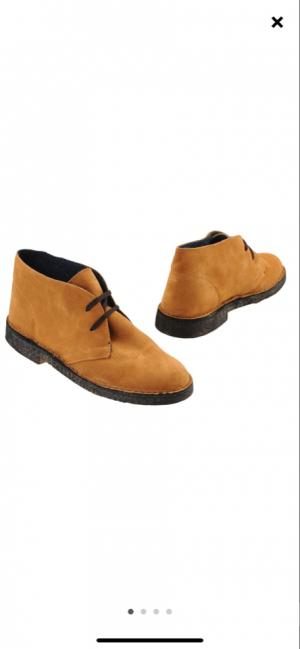 Ботинки Thompson 45 европейский ( 44 русский)