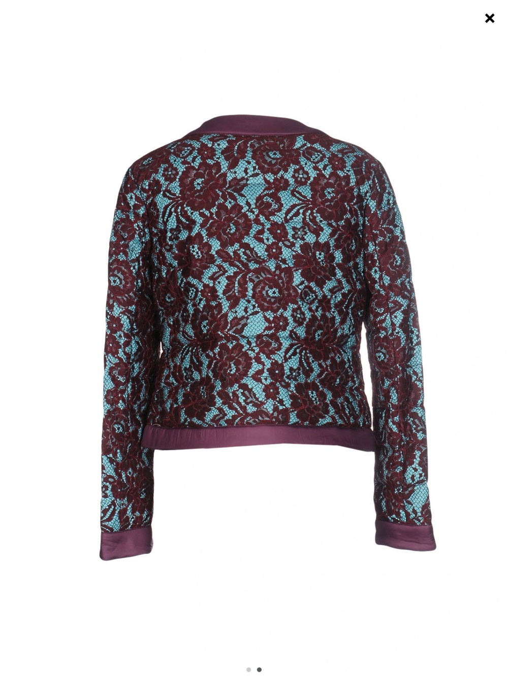 Легкая пуховая куртка бренда KI6? Who are you? 38IT
