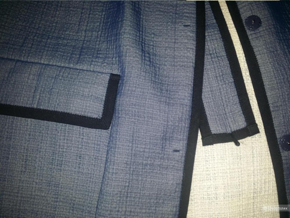 Charuel , облегченное плащ- пальто из двухслойной ткани, 46