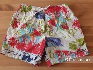 Мужские пляжные шорты-плавки OXYDE, размер S
