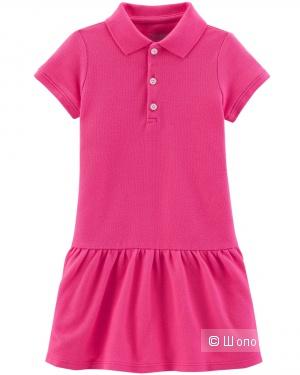 Платье-поло OshKosh B'gosh, размер 4т (99 - 105 см)