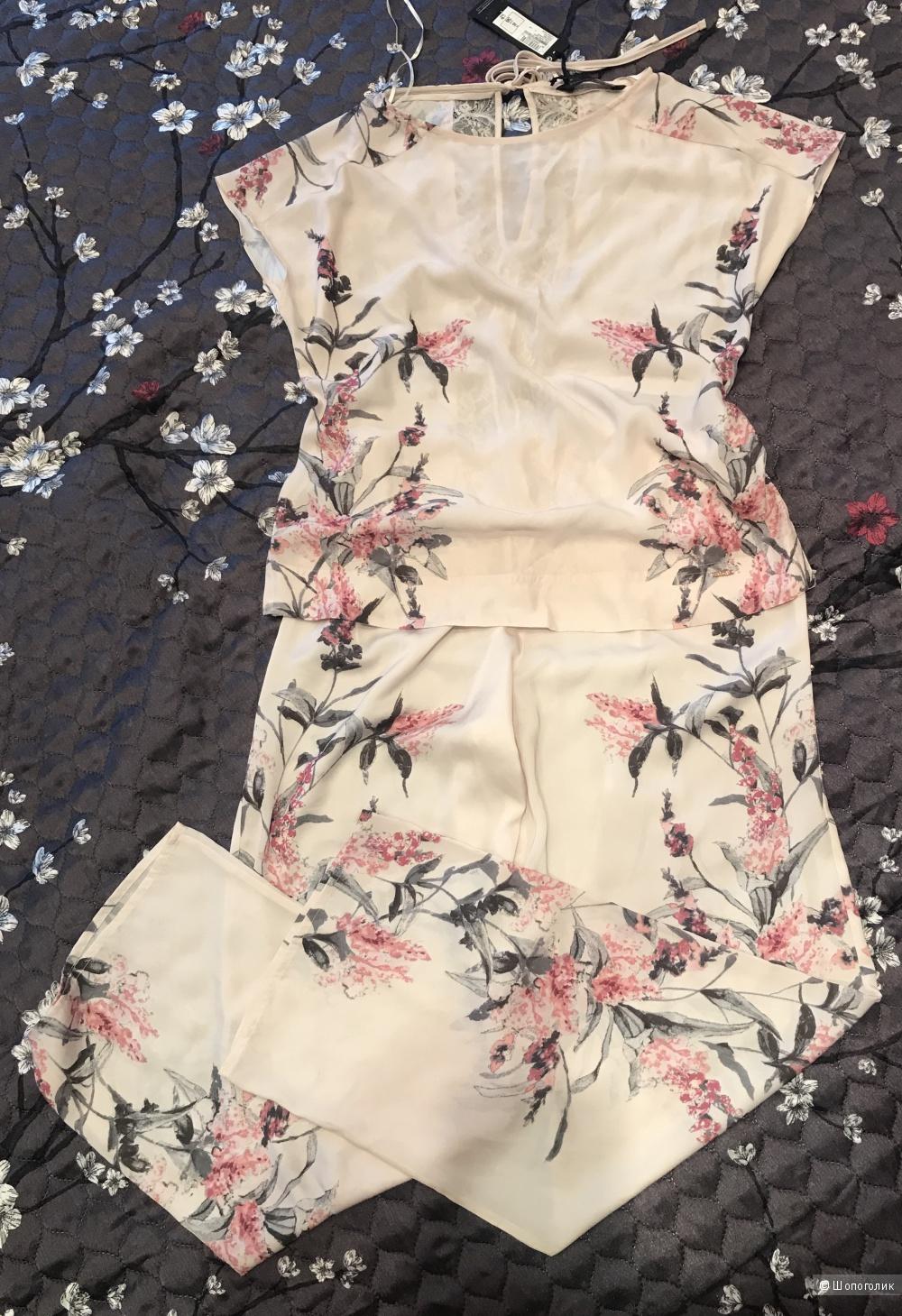Пижама М&S, 8UK(36 EUR)