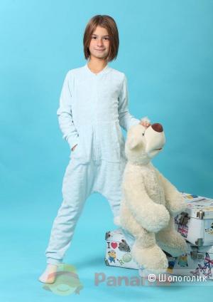Пижама, комбинезон, кигуруми ТМ ОВЕН, размер 122