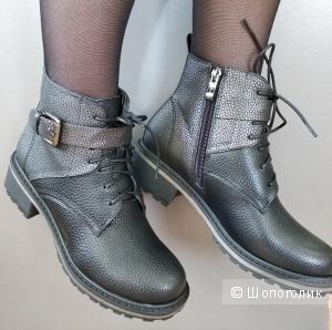 Ботинки, Jerado, р.38-38.5
