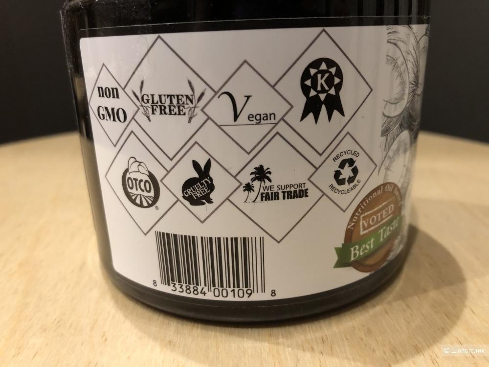 Нерафинированное кокосовое масло Fiji Organic