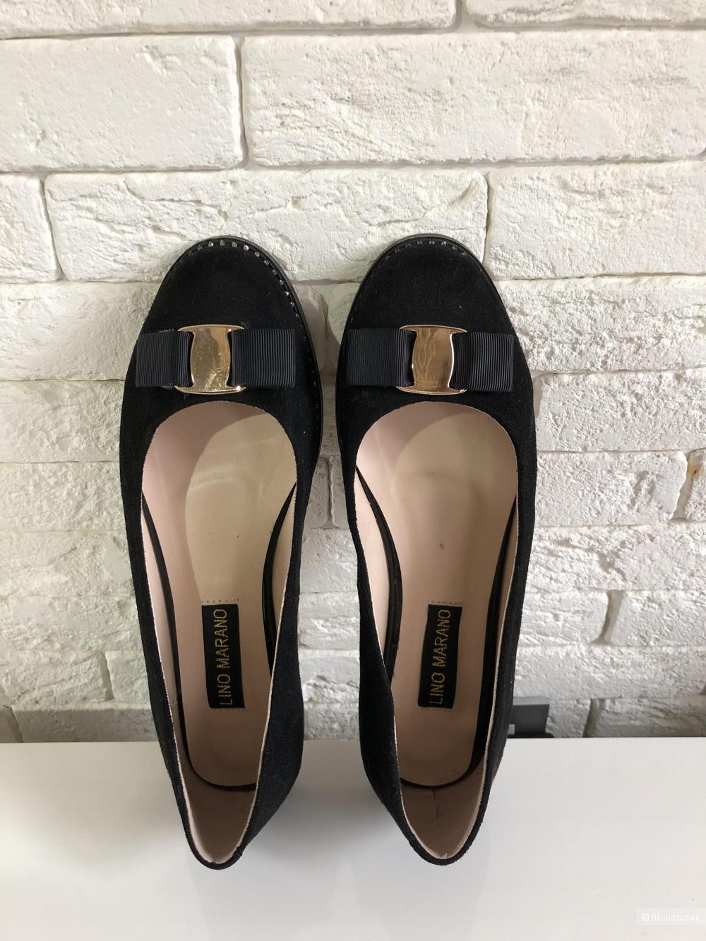 Туфли,LINO MARANO, размер 39