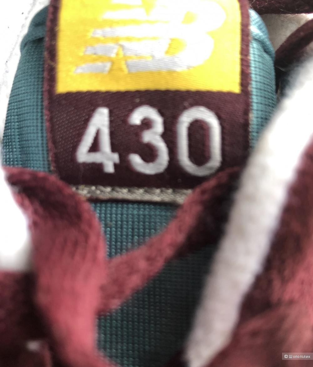 Кроссовки New Balance 430 размер 37