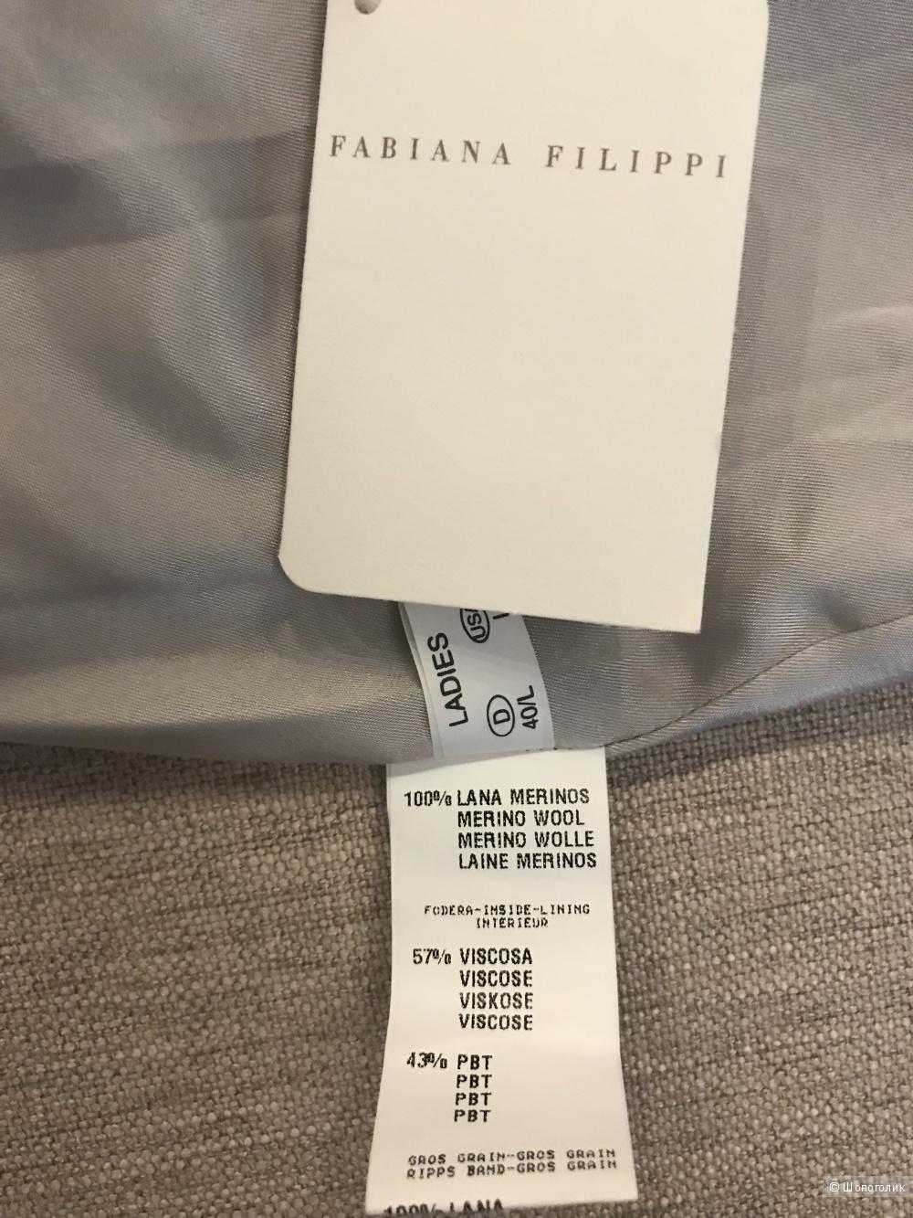 Платье, FABIANA FILIPPI,46IT, 48 RUS