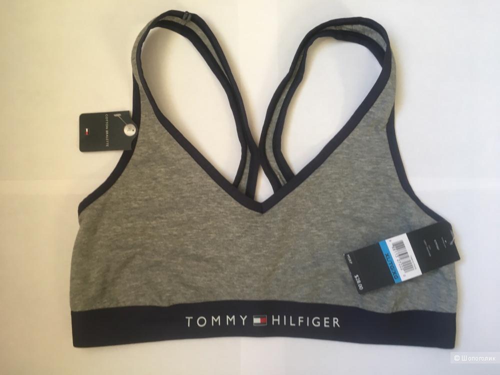 Спортивный топ Tommy Hilfiger 48 размер