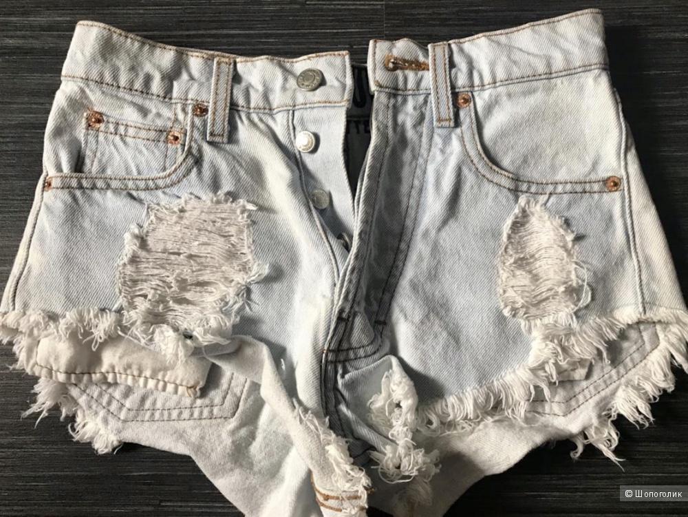 Джинсовые шорты The Laundry Room (40-42)