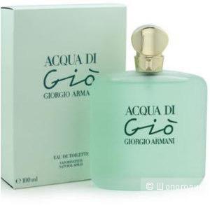 Парфюм Acqua di Gio от Giorgio Armani , 50 ml