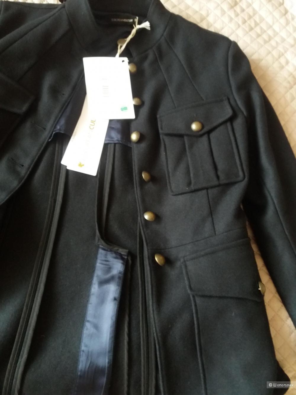 Пальто European Culture размер м