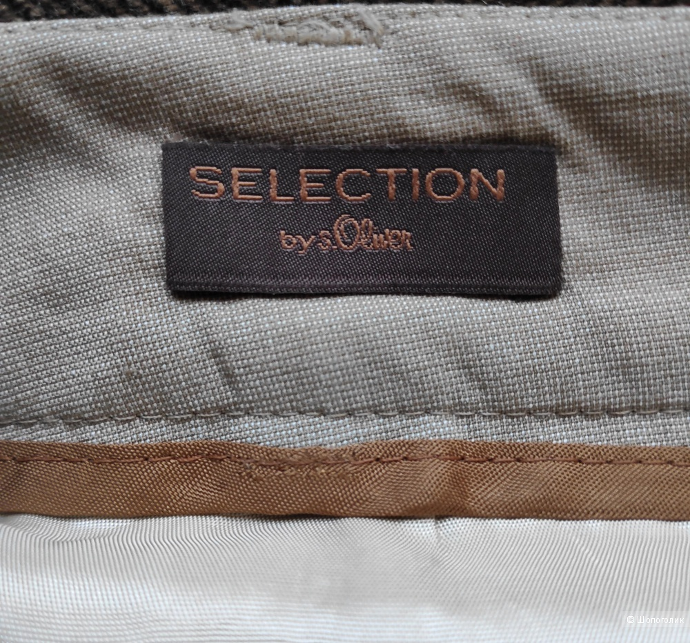 Брюки Selection by s.Oliver. Размер EUR 38,US 8.