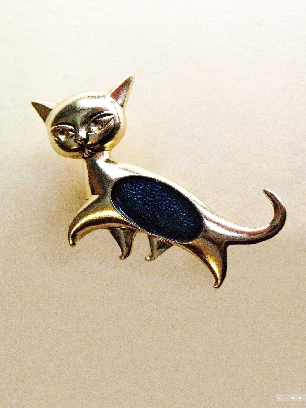 Брошь «Кошка»