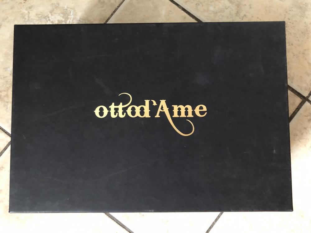 Мокасины (лоферы) OTTOD'AME, размер EU 37