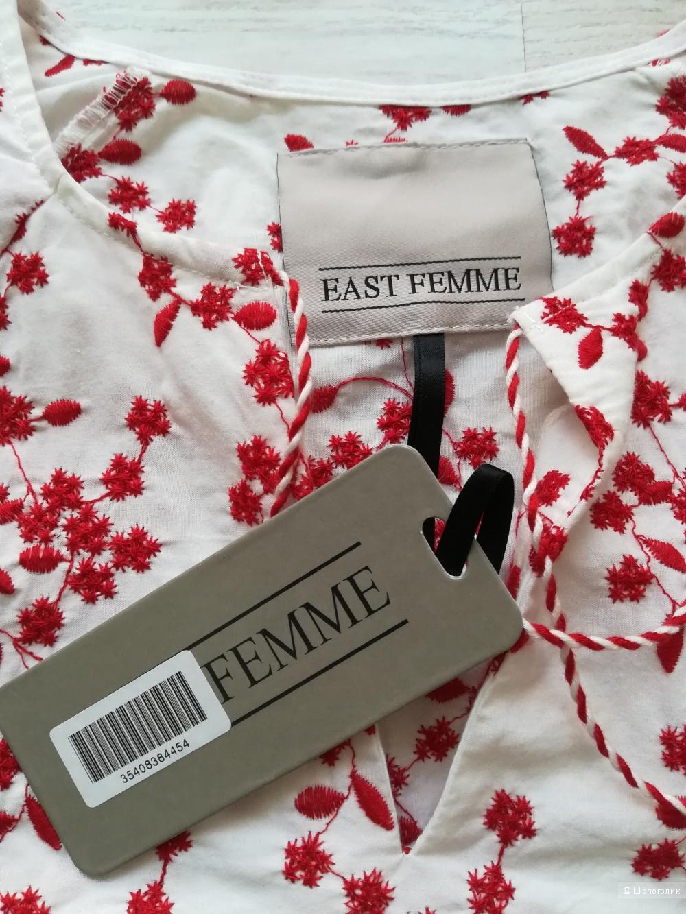 Блузка East femme,размер 42-46
