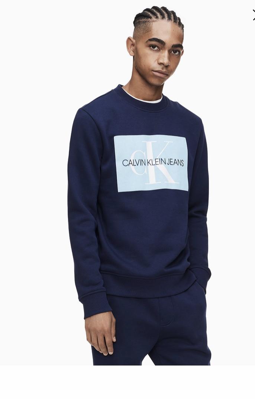 Свитшот Calvin Klein L